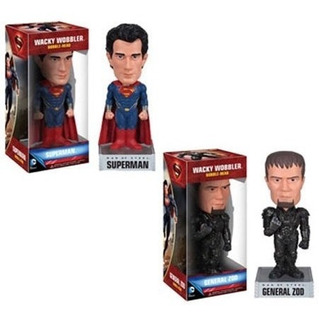 Wacky Wobbler - Superman Man Of Steel - Funko