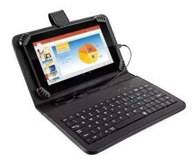 Tablet Multilser M7s Nb283 Pt Tela 7 Capa Teclado 8gb Outlet