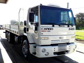 Ford Cargo 2422 Truck Raridade Apenas 58milkms