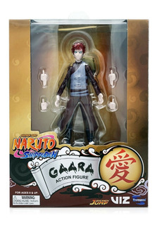 Gaara Naruto Shippuden Toynami