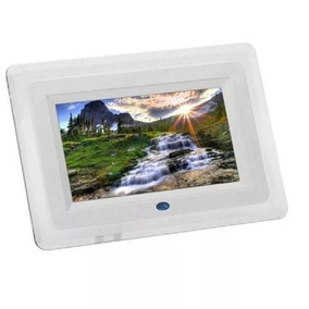 Porta Retrato Digital Lelong 7 Polegadas Max-703 Usb