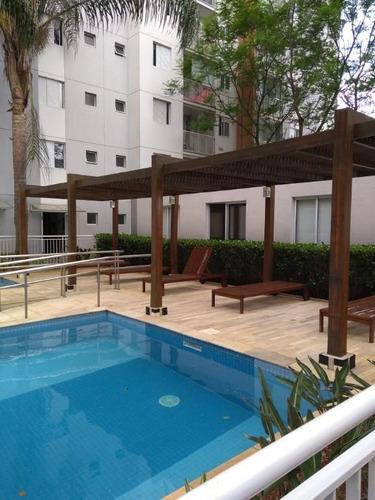 Imagem 1 de 26 de Apartamento Com 3 Dormitórios À Venda, 65 M² Por R$ 460.000,00 - Jardim Prudência - São Paulo/sp - Ap15698