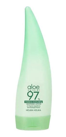 Holika Holika Aloe 97 Intensive Moisturizing Crema Cara