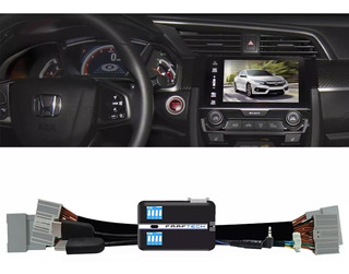 Interface Desbloqueio Tela Honda Civic 2017 2018 Ft-vf-hnd2