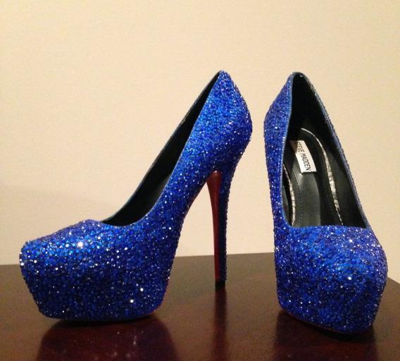 Zapatos De Fiesta Gliter!!!