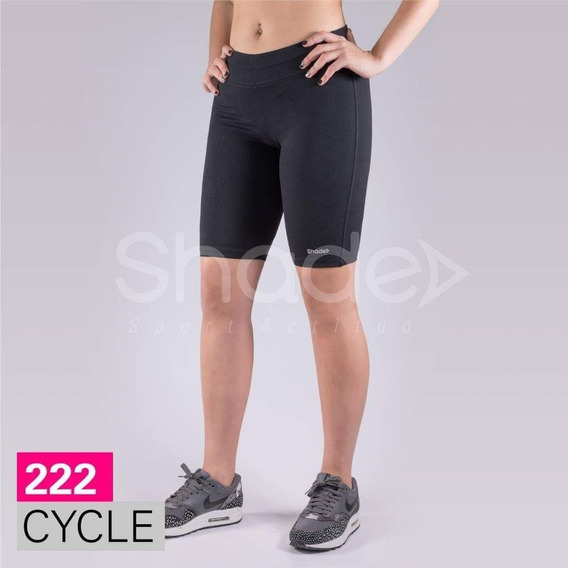 Calza Ciclista Supplex 222 Cycle Mujer Shade