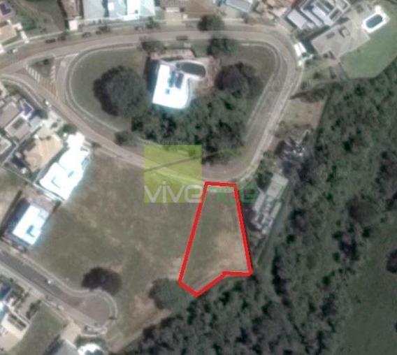 Terreno Residencial À Venda, Residencial Sainte Helene, Campinas. - Te0171
