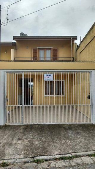 Linda Casa A Venda No Centro De Jandira - Ca0025