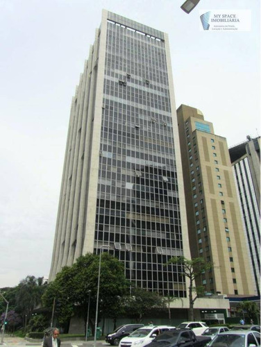 Conjunto Para Alugar, 38 M² Por R$ 2.000,00/mês - Itaim Bibi - São Paulo/sp - Cj0006