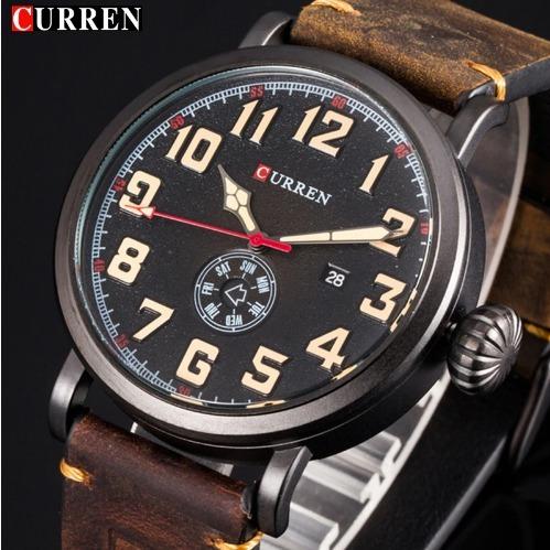 Relógio Masculino Curren Analógico 8283