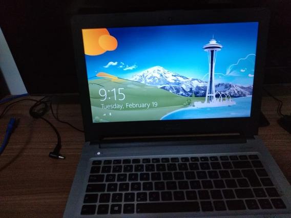 Notebook - Ultrabook Asus S46c I5/8gb/500gb Hd + 22gb Ssd