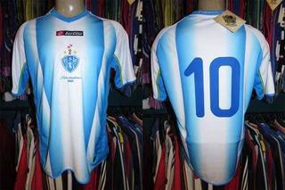 Paysandú 2003 Camisa Retrô Tamanho G Número 10.