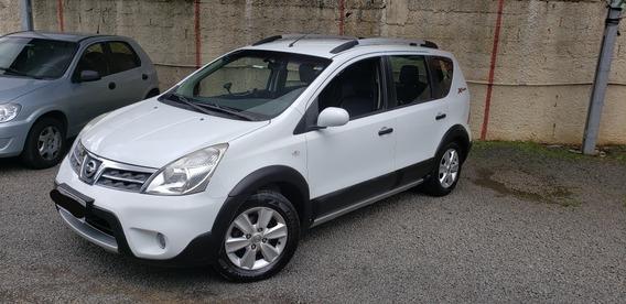 Nissan Livina 1.8 Sl Flex Aut. 5p 2013