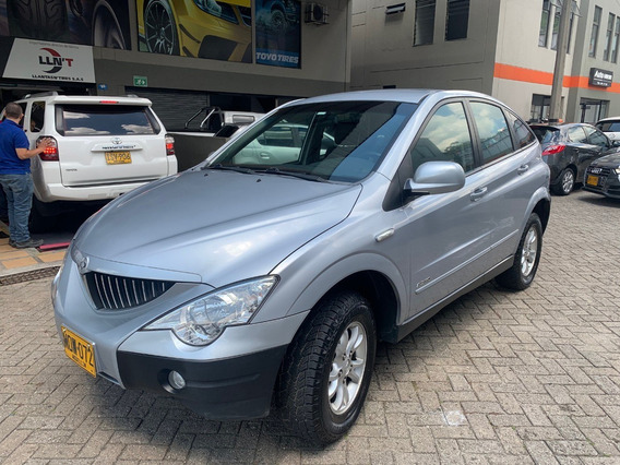 Ssangyong Actyon 2011 4x4