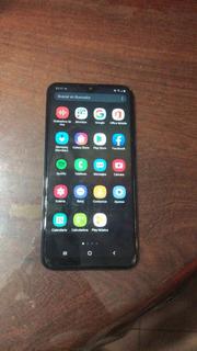 Celular Samsung Galaxy A10 (azul)