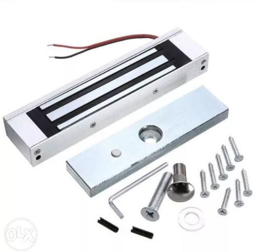 Electroimán 600 Libras - Cerradura Electrónica Para Puerta
