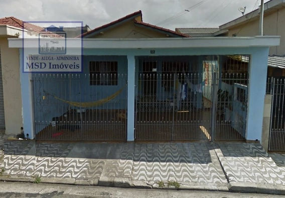 Casa A Venda No Bairro Jardim Tranqüilidade Em Guarulhos - - 2085-1