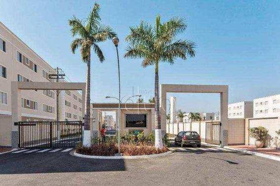 Apartamento Com 2 Dormitórios À Venda, 46 M² Por R$ 170.000,00 - Santa Terezinha - Piracicaba/sp - Ap3582