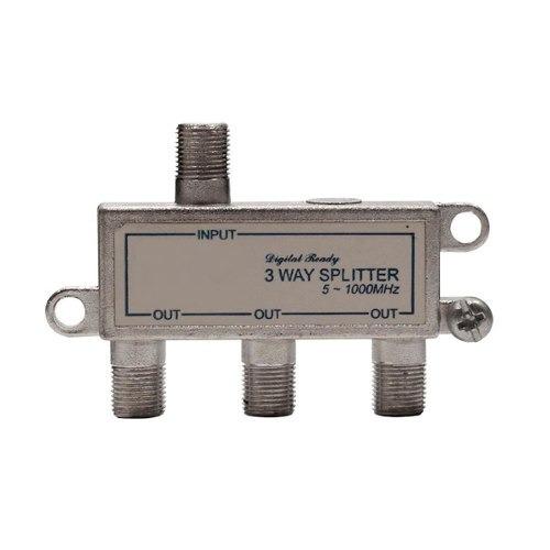 Divisor De Sinal 1:3 Catv 1 Ghz (25 Uni) - Vr