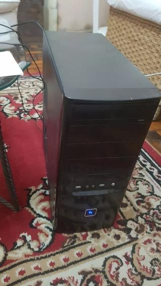 Computador Intel Core 2 Duo, 2 Gb De Ram E Hd 500 Gigas