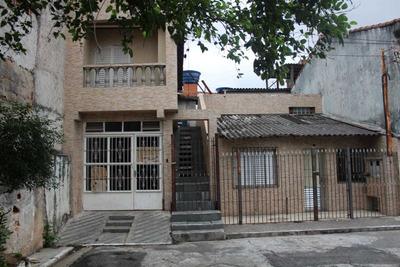 2 Casa No Pq. Edu Chaves Em Rua Particular Com Portão E Cftv