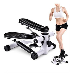 Mini Stepper Escalador Gluteos Piernas Pantalla Tensores