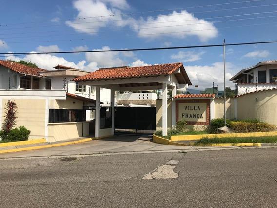 Casa En Urb Villa Franca
