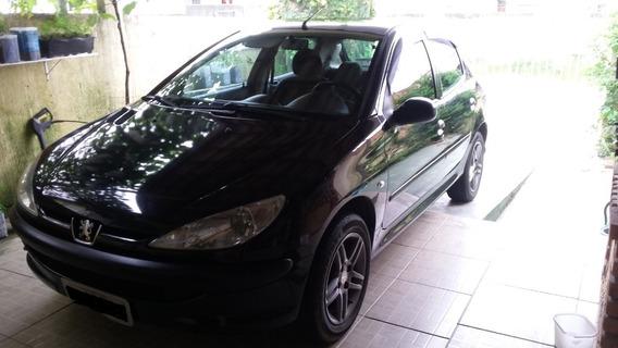 Peugeot 206 Sensat 1.4 Flex 2008