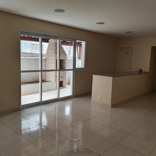 Imagem 1 de 9 de Santa Cecília - Apartamento Novo Com Lazer! - 4267-1