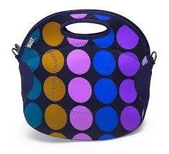 Bolso Para Lunch Relish Plum Dot Built Bls Eplum Dt