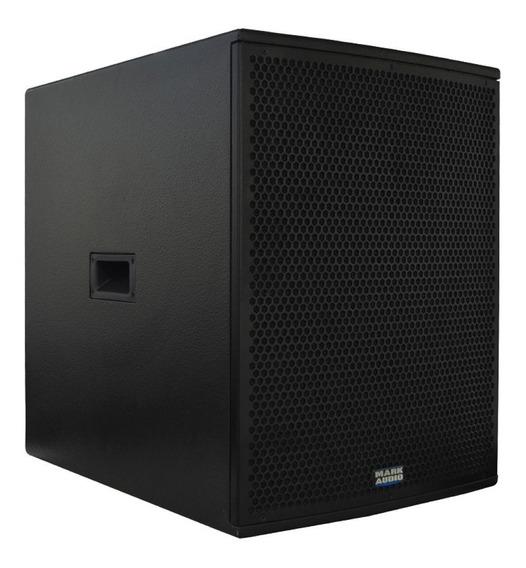Caixa Sub Grave Mark Audio 15 Ativo Sa 1200
