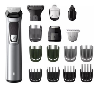 Cortabarba Multigroom Philips Mg7730/15 16 En 1 Ducha Wet