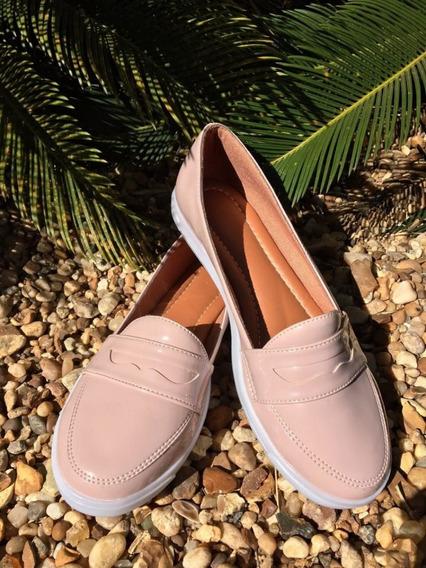 Slip On Sapatênis Feminino Linha Confort Sapatos Femininos