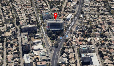 Avenida Las Condes / Las Tranqueras