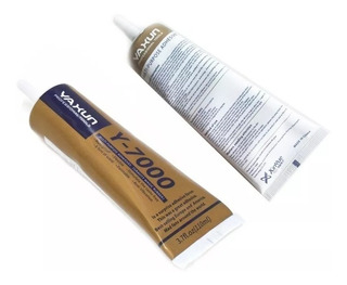 Pegamento Adhesivo Y7000 Yaxun Touch Display Vidrio Plastico