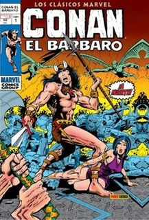Conan El Barbaro # 01: Los Clasicos Marvel - Barry Windsor