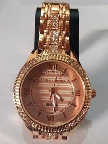 Relógio Feminino Com Strass F15
