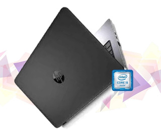 Notebook Hp Core I5 128gb Ssd + 8gb Ram Muy Liviana Win 10 Outlet