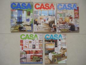 Revistas Casa Claudia De 1997 A 2018 - Preço Por Revista