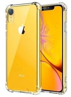 Capa Protetora De Silicone Apple iPhone Xr - Transparente -