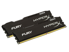 2x Memória Hyper X Fury Ddr4 4gb 2400mhz Original Com Nota