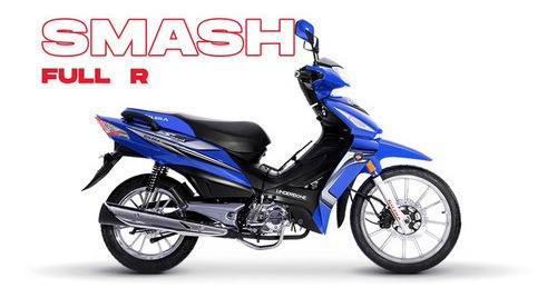 Gilera Smash Full R 110 Banfield