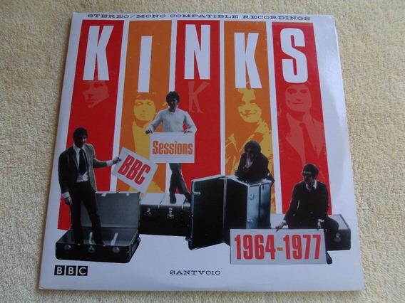 The Kinks - Sessions Bbc 1964-1977 - Lp (triplo Capa Dupla)