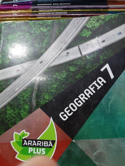 Projeto. Araribá Plus - 7º Ano - Geo, Hist. Filo. 4 Ed. 2014