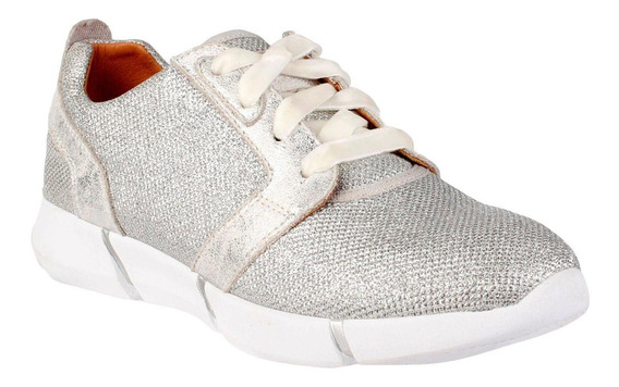 Zapatilla Shinny Gris We Love Shoes