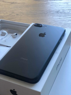 iPhone 7 Plus Space Gray 128gb Impecable