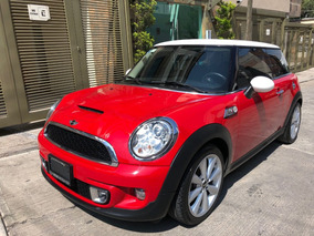 Mini Cooper 1.6 S Chilli 6 Vel. Mt