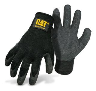 Guantes De Trabajo Caterpillar Negro Cat Diesel Power Cat017400 L/m