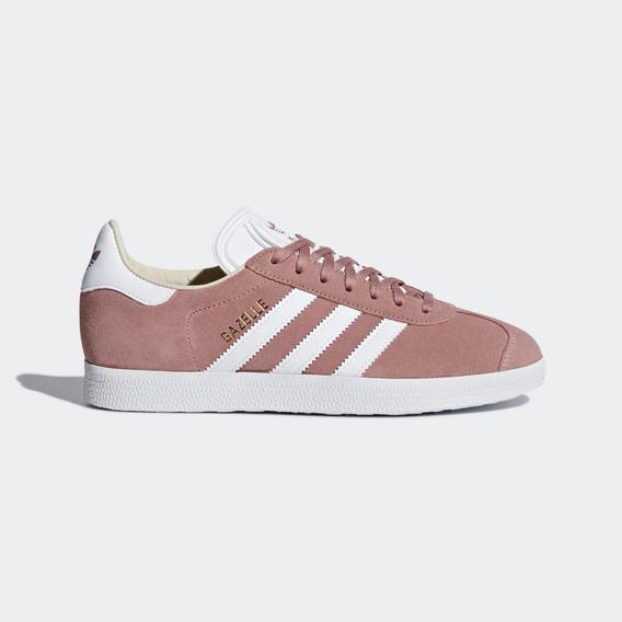 Adidas Gazelle Mujer Rosa Urbano - Zapatillas Adidas en ...