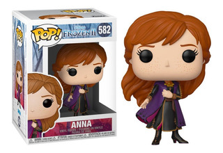 Figura Funko Pop Disney Frozen - Anna 582